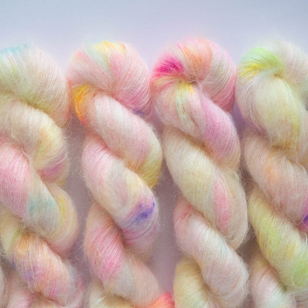 Image of Fluffy Lace - Candy Shop
