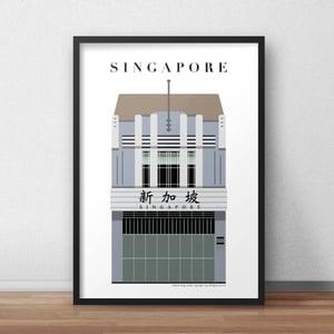 Image of Singapore Shophouse Grey