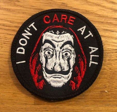 Image of I DONT CARE AT ALL DALI