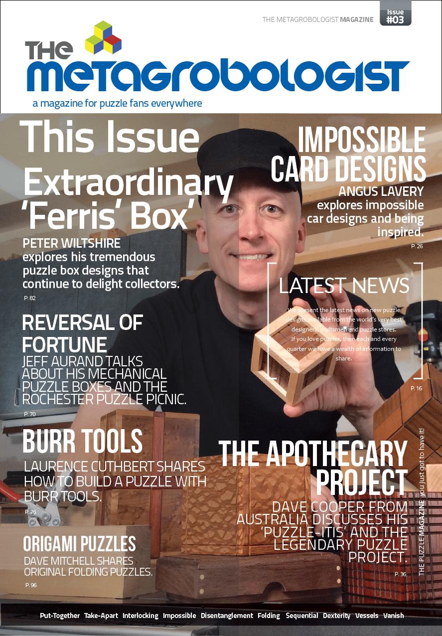Image of TheMetagrobologist Magazine: Issue 3
