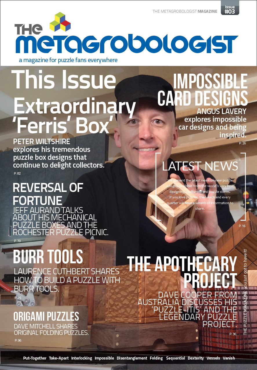 Image of TheMetagrobologist Magazine: Issue 3