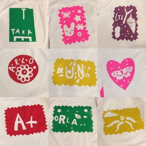 Image of Easy Squeegee Kids - Fun Print Parties for Children
