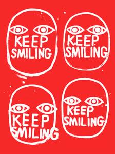 Image of Keep Smiling.