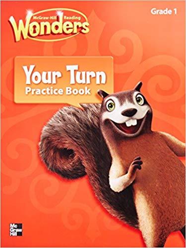 Image of Grade 1 Wonders Close Reading