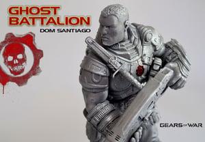 Image of Dom Santiago - Ghost Battalion variant
