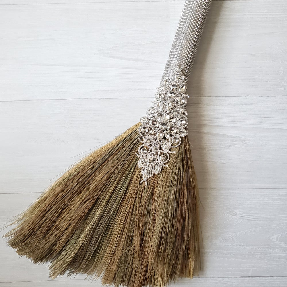 Blinged OUT 'Kendell' Broom