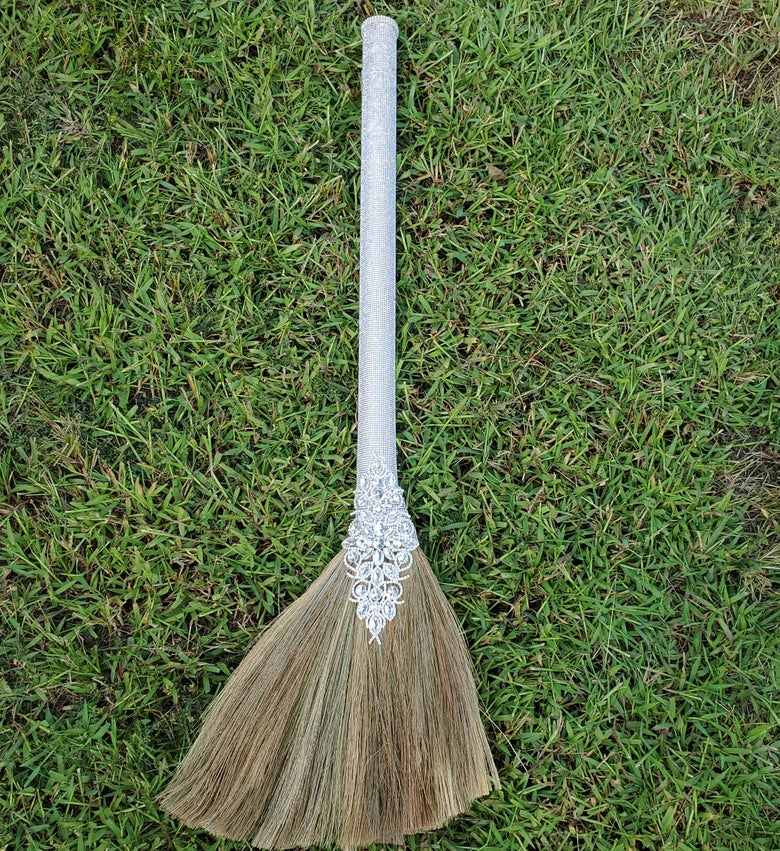 Image of Blinged OUT 'Kendell' Broom