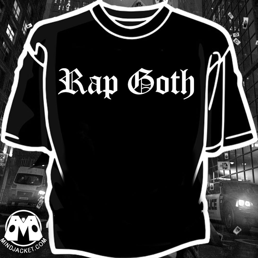 Image of Rap Goth shirt