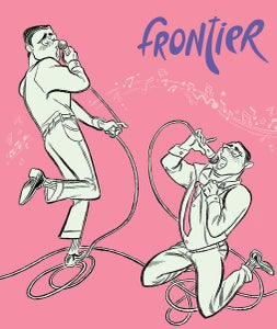 Image of Frontier #20: Anatola Howard