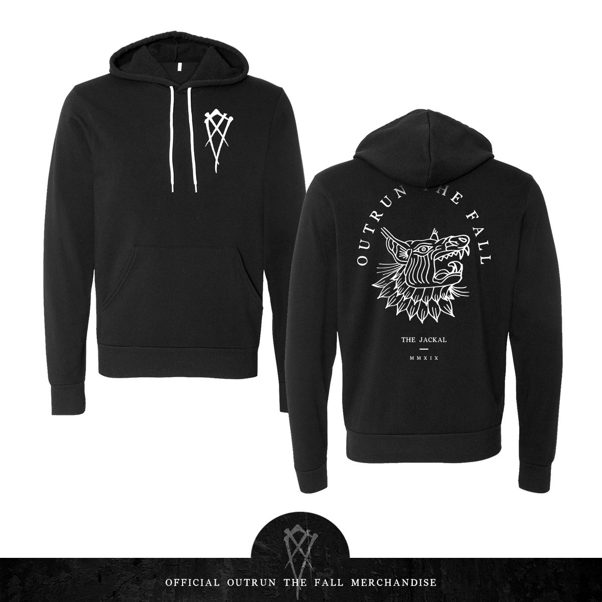 Image of The Jackal Hoodie