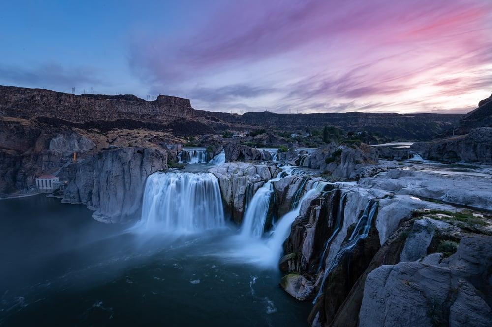 Image of Shoshone Falls