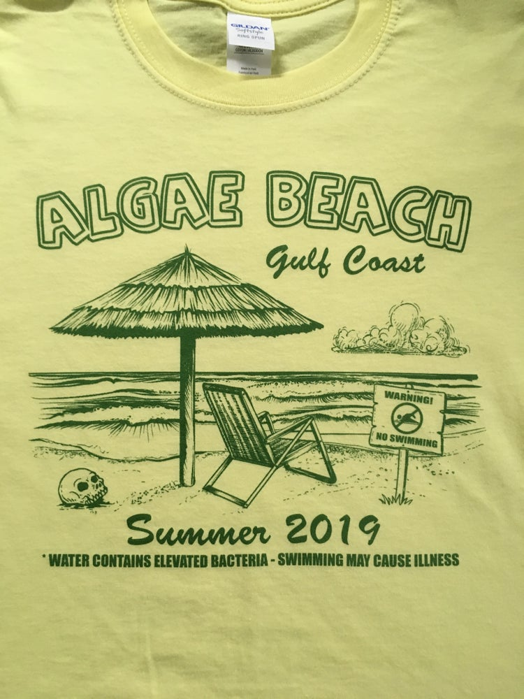 Image of Algae Beach Shirt