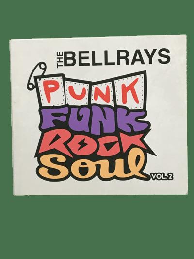 Image of Punk Funk Rock Soul Vol 2 - CD