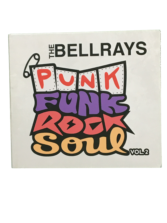 Image of Punk Funk Rock Soul Vol 2 - CD