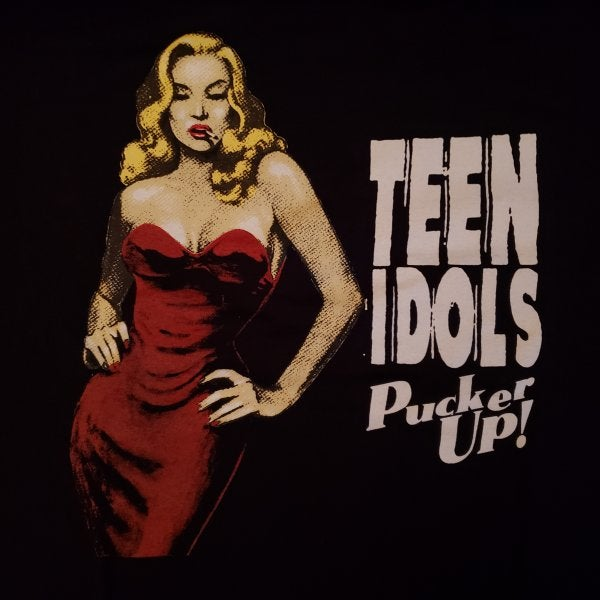 "Image of Teen Idols ""Pucker Up"" T-Shirt"