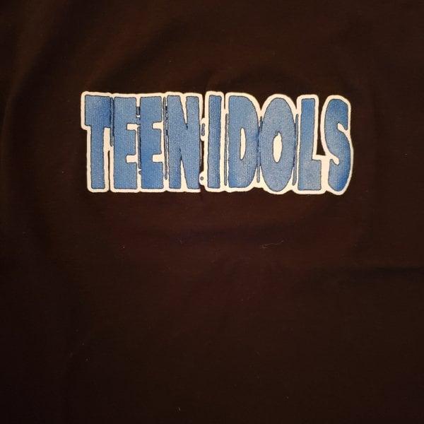 """Image of Teen Idols """"Blue Logo"""" Spaghetti Tank Top"""