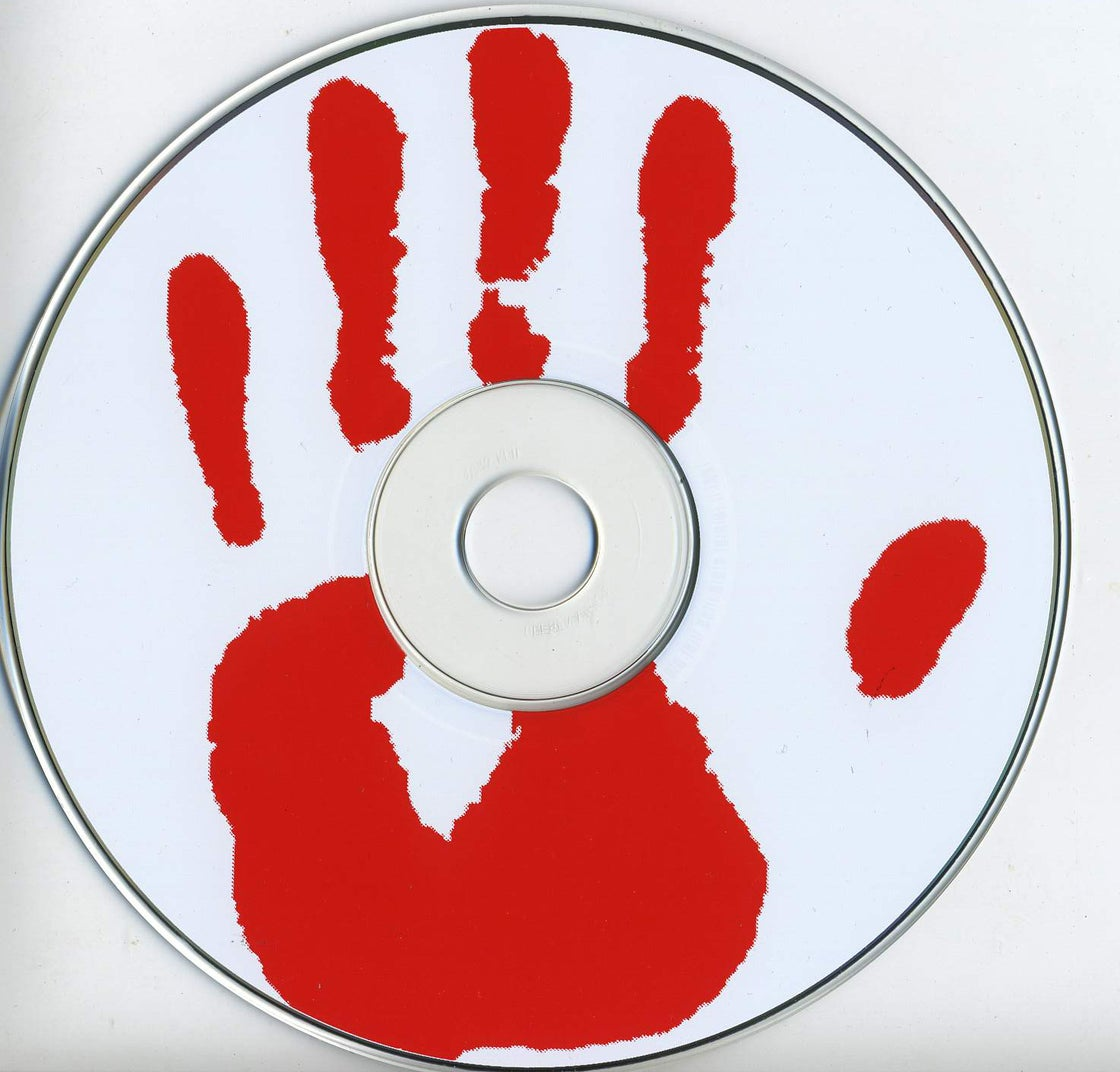 Image of Red White and Black - CD