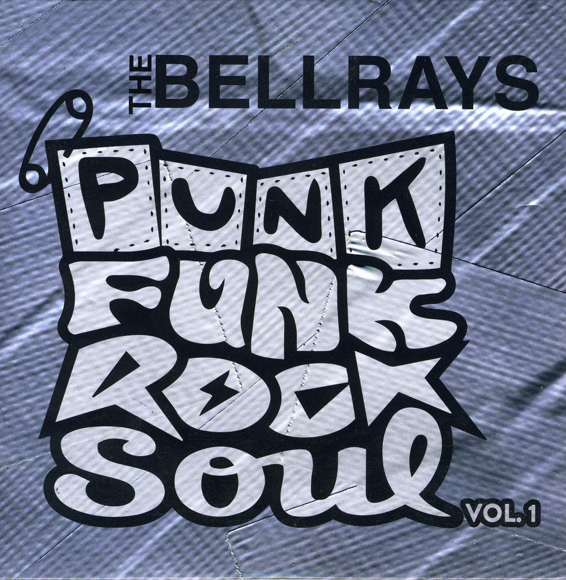Image of Punk Funk Rock Soul Vol 1 - CD/EP