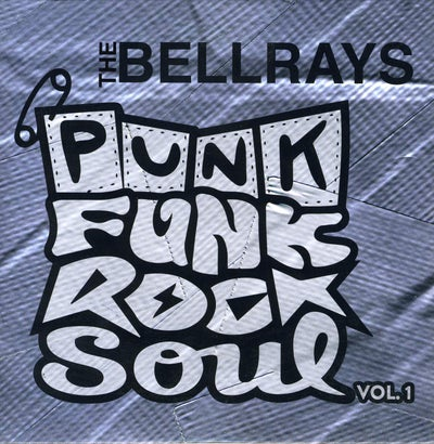 Image of Punk Funk Rock Soul Vol 1 - CD/EP