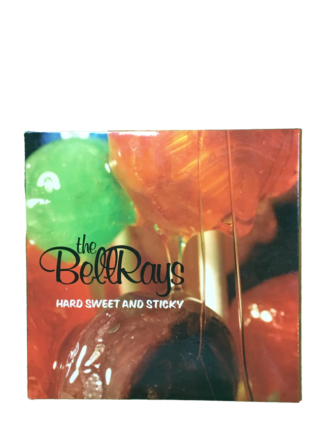 Image of Hard Sweet and Sticky - CD