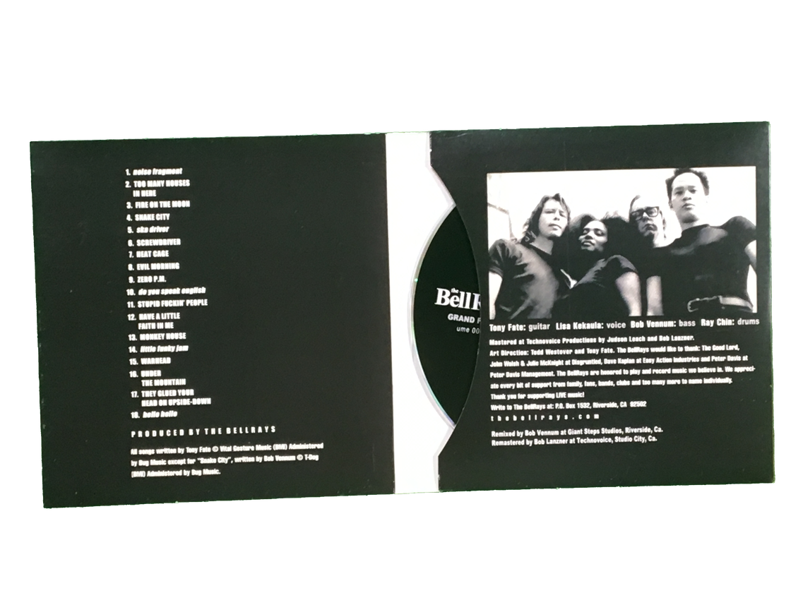 Image of Grand Fury (Re-Mixed and Re-Mastered) - CD