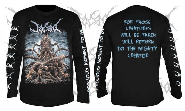 Image of JASAD - PRECIOUS MOMENT TO DIE LongSleeve