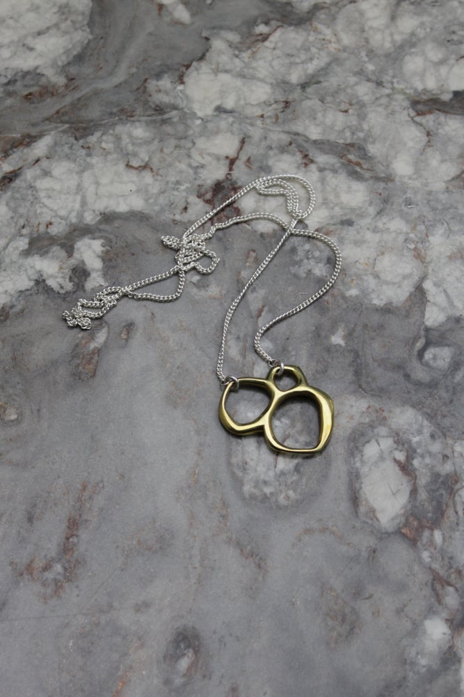 Image of TRI-O NECKLACE