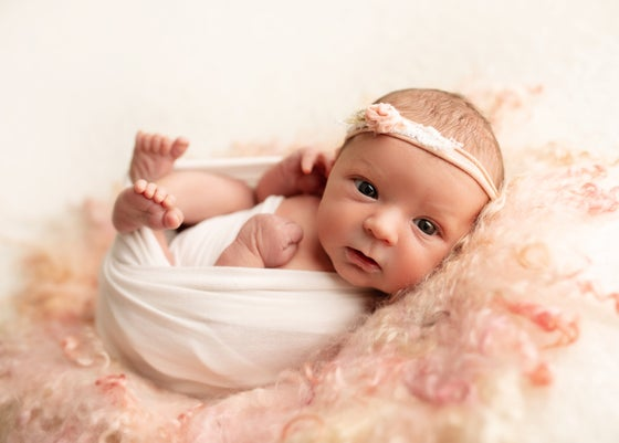 Image of Mini Newborn Photoshoot