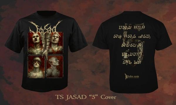 "Image of JASAD ""5"" T-Shirt"