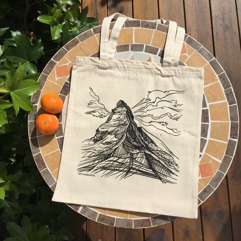Image of Matterhorn Tote Bag