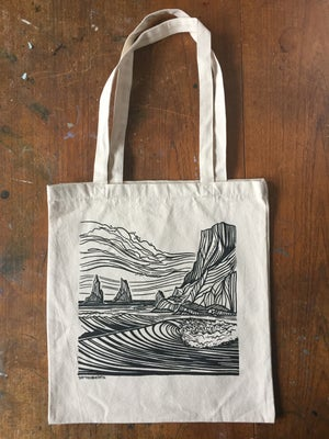 Image of Surf tote Bag
