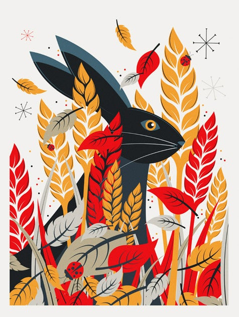 Image of Hare (Sale/Return)