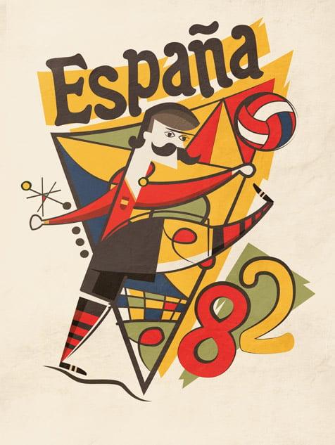 Image of Espana 82 (Sale/Return)