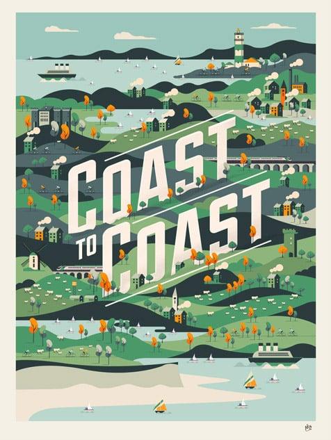 Image of Coast to Coast (Sale/Return)