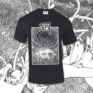 Image of The Beckoning Void T-shirt (Shintaro Kago)