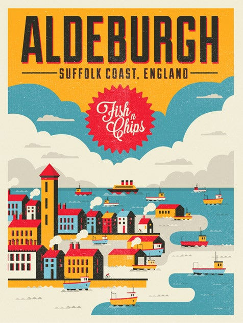 Image of Aldeburgh (Sale/Return)