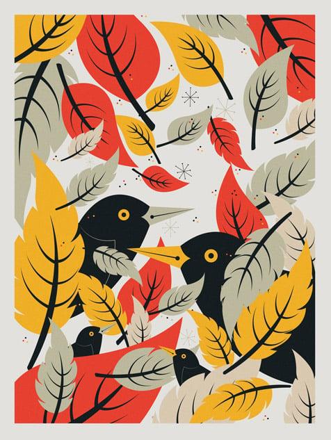 Image of Blackbird (Sale/Return)