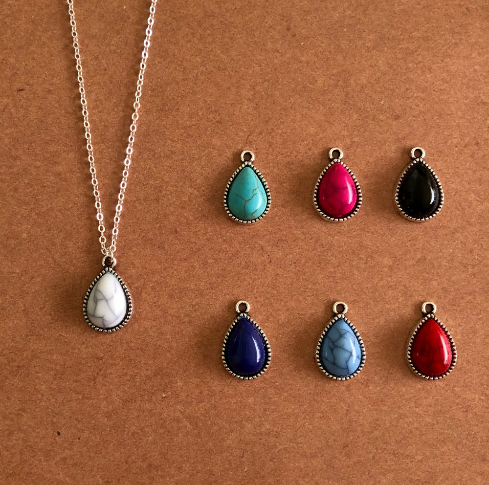 Image of  The Speckled Necklace Collection