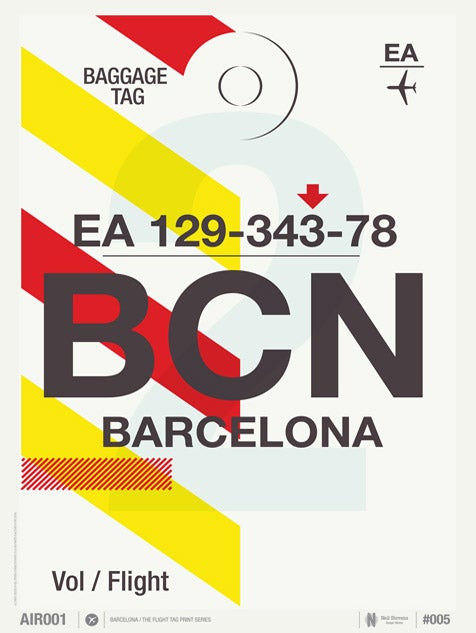 Image of Barcelona (Sale/Return)