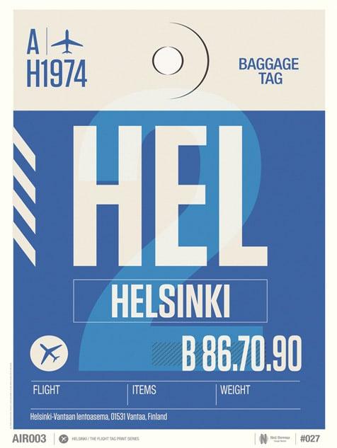 Image of Helsinki (Sale/Return)