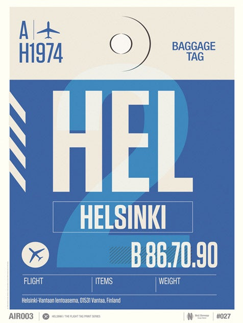 Image of Helsinki (Sale/Return)
