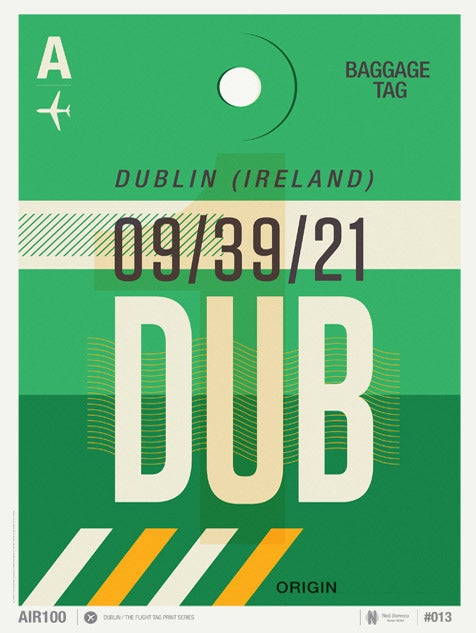 Image of Dublin (Sale/Return)