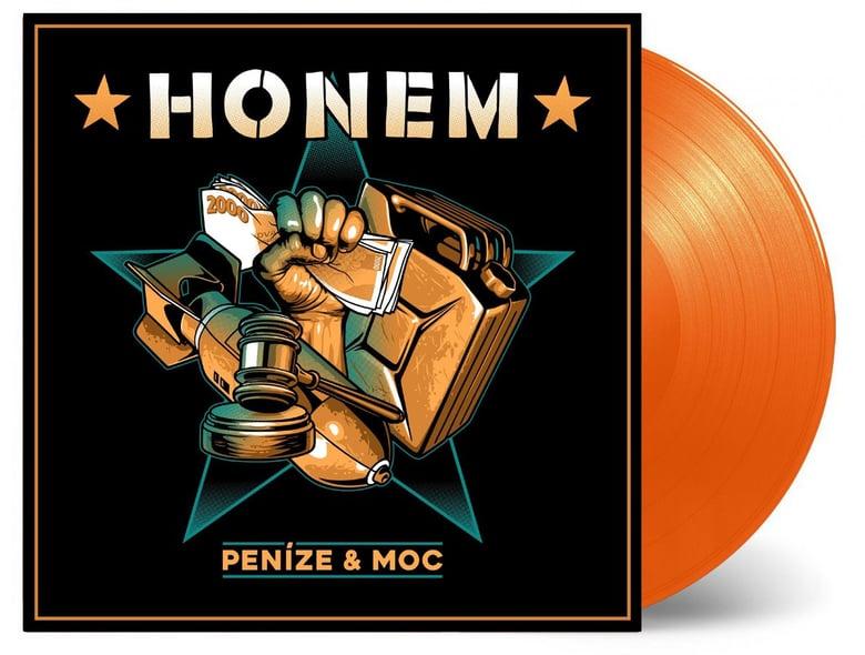 """Image of HONEM - Peníze&Moc 12"""" LP"""