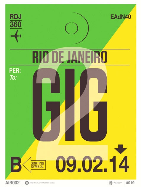 Image of Rio (Sale/Return)