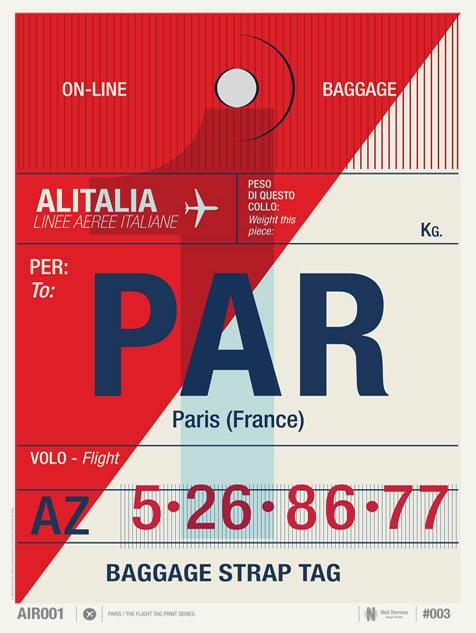 Image of Paris (Sale/Return)