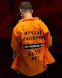 MOSTRO - CAMICIA MENTAL PRISONER - HONIRO STORE