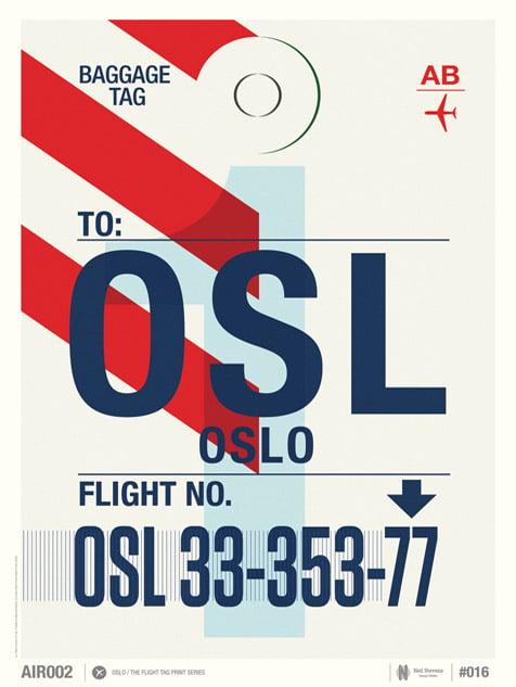 Image of Oslo (Sale/Return)