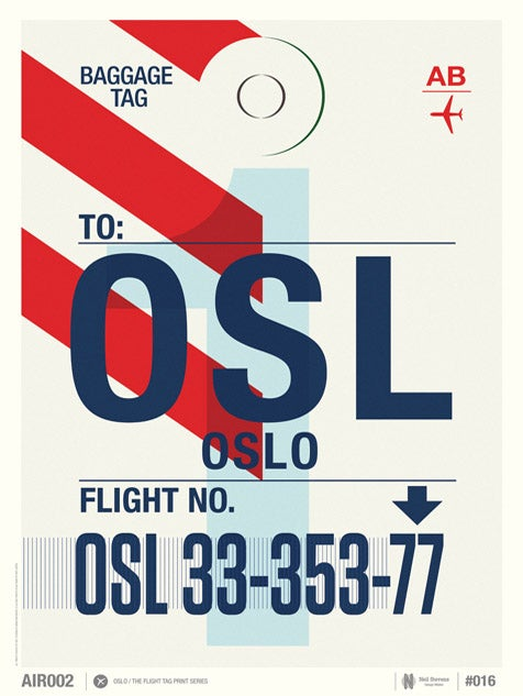 Image of Oslo (Sale/Return)