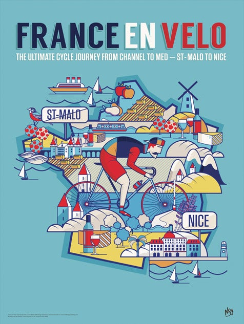 Image of France en Velo (Sale/Return)