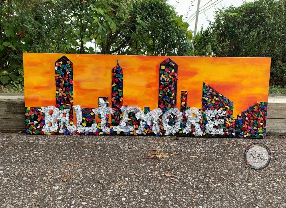 Image of Baltimore Skyline